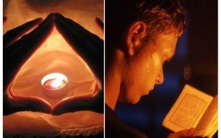 المؤامرات والصلاة من البق في الشقة