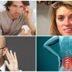 مراحل تطور المرض